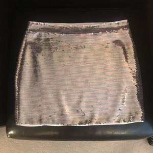 Urban Outfitters sequin skirt